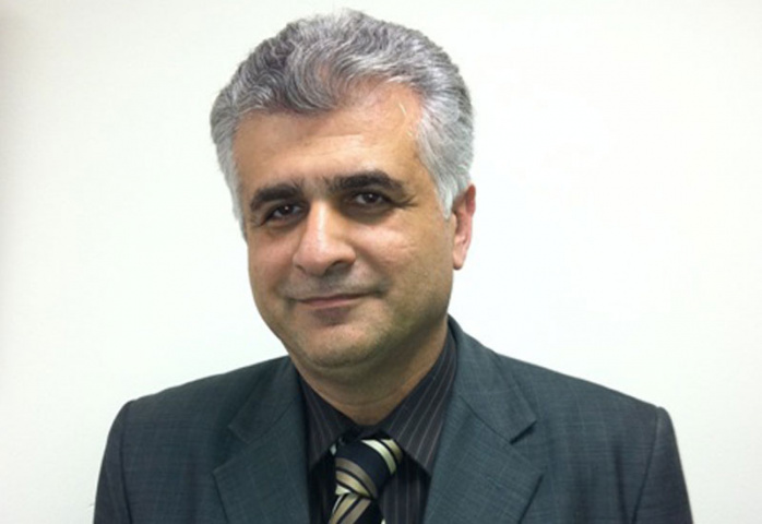 Dr. Jassim Haji, Gulf Air's acting director of information technology