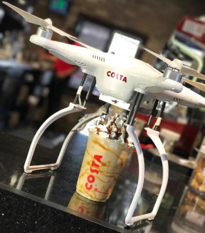 Delivery, Drones, Dubai, Uae, NEWS, Materials Handling