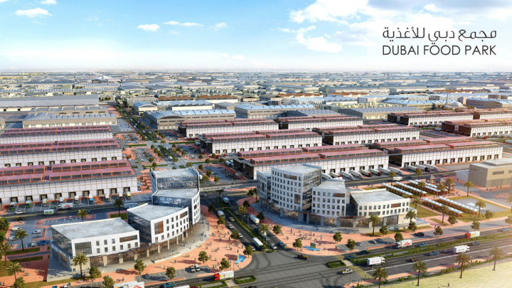 The food park will be unique for its strategic location and ease of access through all marine, air and land ports.