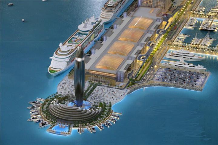 Cruise, Dubai, Royal Caribbean, NEWS