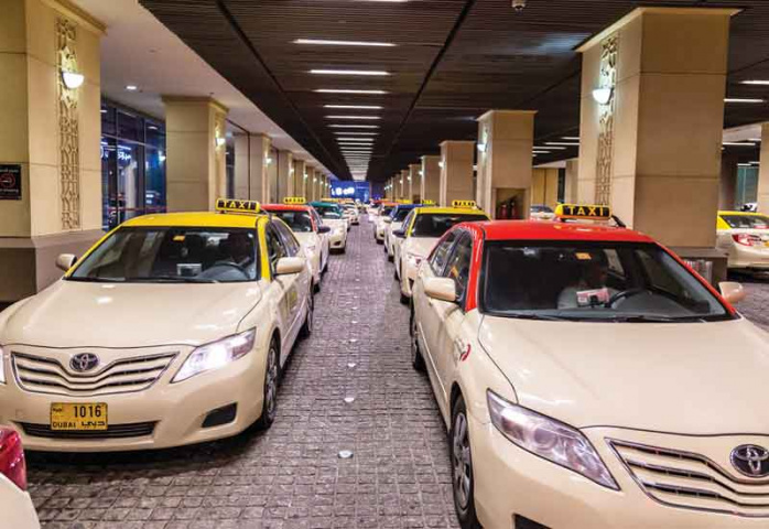 The telematics will be rolled out across the Dubai Taxi fleet in the coming months.