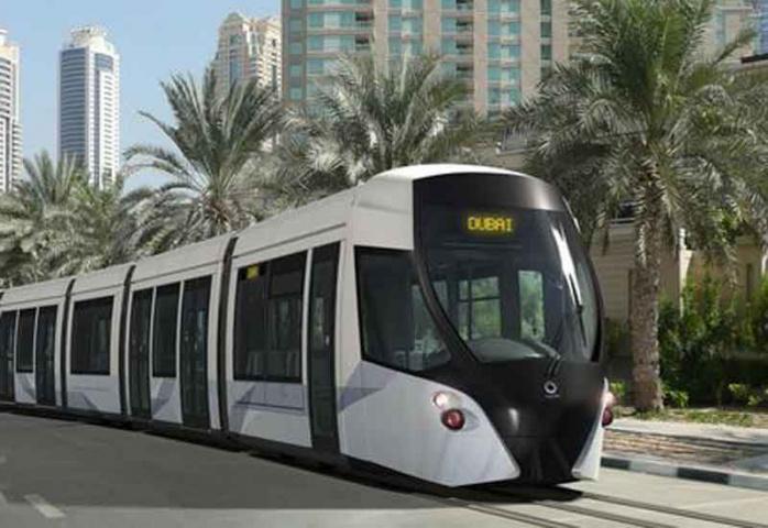 Dubai, Rail network, Tram, NEWS