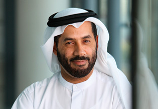 Adel Ghafan, Senior Executive Director, Engineering Division of the Dubai Airport Freezone.