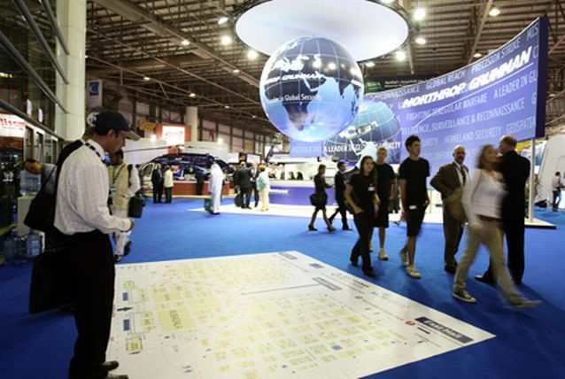 Dubai Airshow offers free exhibition space to WFP, NEWS