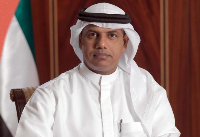H.E. Ahmed Mahboob Musabih, director of Dubai Customs.