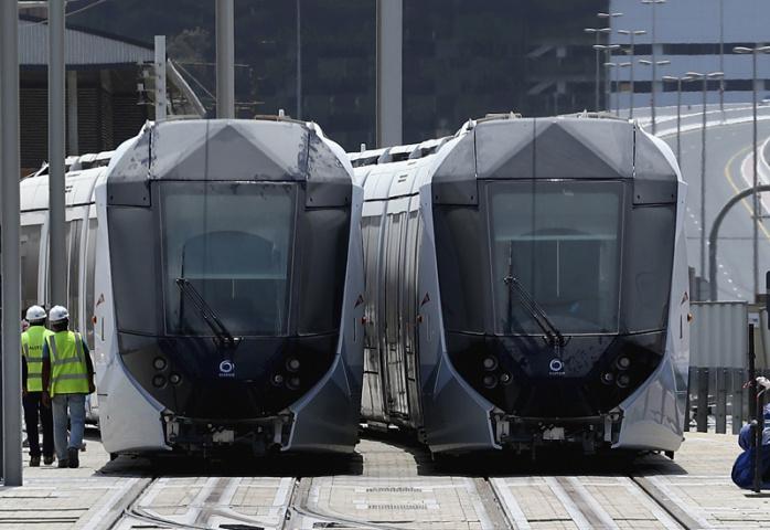 Dubai Tram, Tram, NEWS
