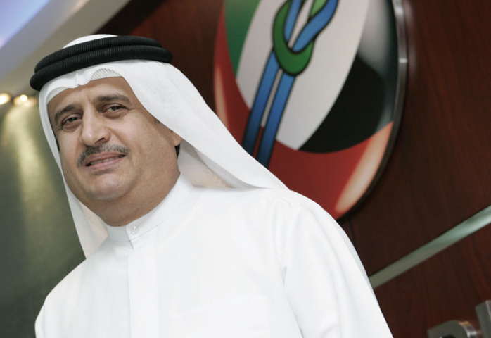 Jamal Majid bin Thaniah, group CEO of Dubai World and chairman of Dubai Trade