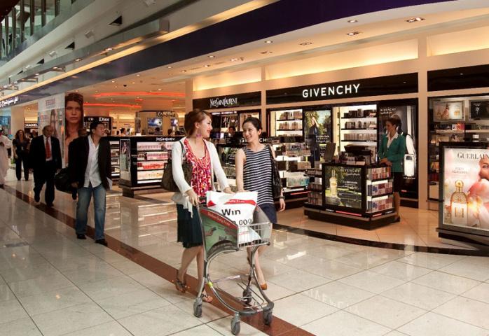 Dubai duty free, NEWS