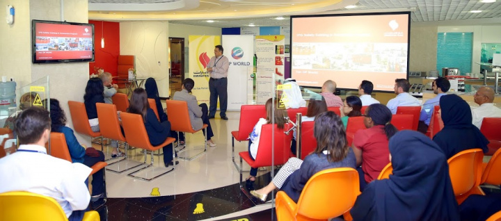Emirates Gas and DP World team up with Dubai Customs to conduct safety training on LPG handling