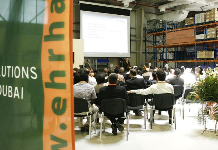 Ehrhardt + Partner Solutions, NEWS, Materials Handling