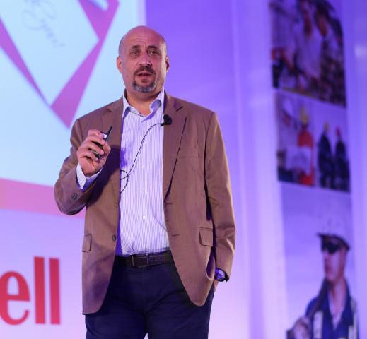 Edmond Mikhael, GM for Honeywell in the GCC.
