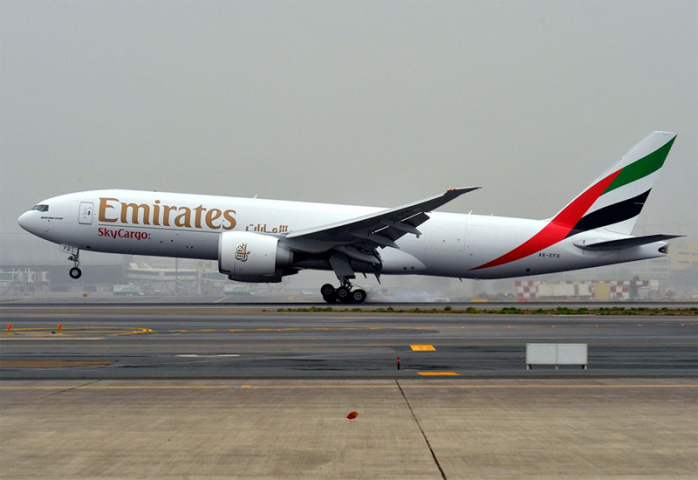 The B777F is the crown jewel in Emirates SkyCargo's freighter fleet.