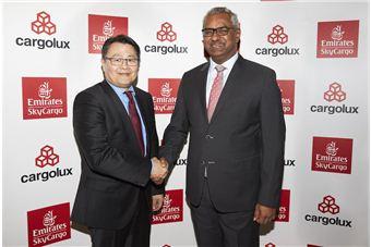 Cargolux, Emirates airline, Emirates sky cargo, NEWS