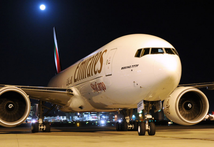 Emirates sky cargo, NEWS