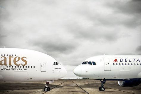 Delta airlines, Emirates airline, NEWS, Aviation