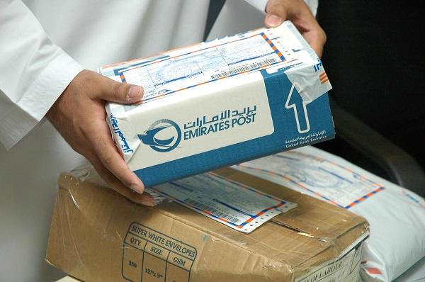 Dubai, Emirates post, Parcel, Uae, NEWS