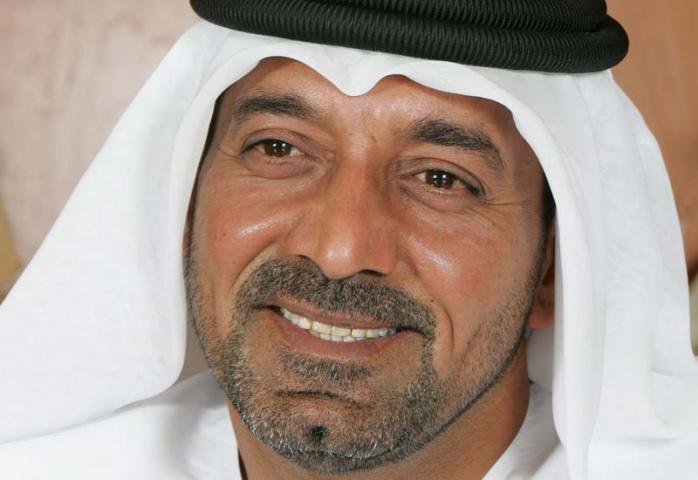 Emirates chairman Sheikh Ahmed bin Saeed al-Maktoum