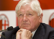 Sir Maurice Flanagan, executive vice chairman of Emirates Airline