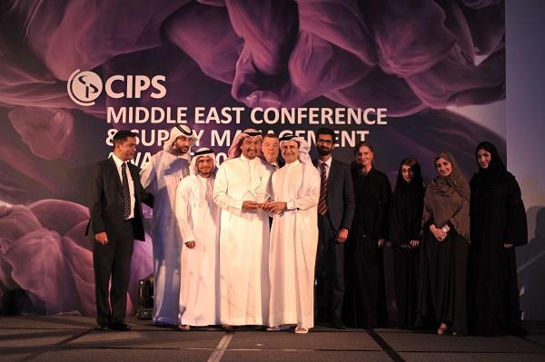 Etihad Airways won international procurement project of the year.