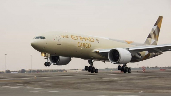 The addition of the freighter underlines Belgium's importance to its European network, said David Kerr, vice president of Etihad Cargo.