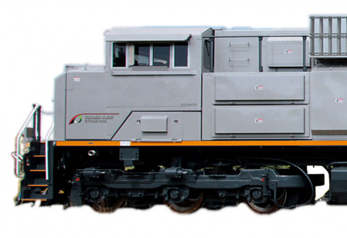 The design of the new locomotive