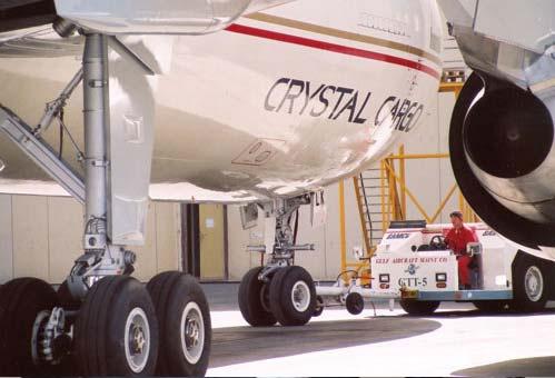 Etihad Crystal Cargo plane