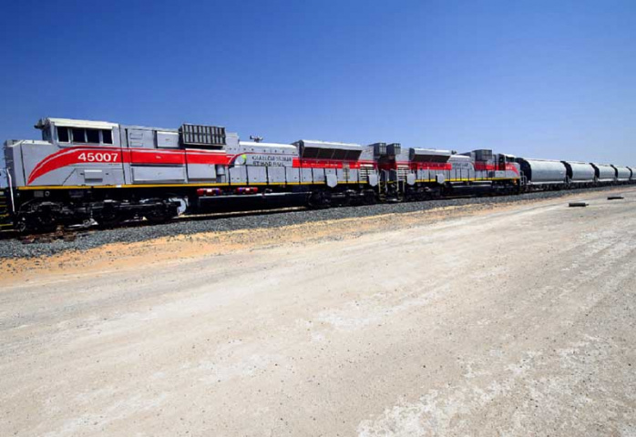 The Etihad Rail network will span approximately 1,200 kilometers across the UAE, providing both freight and passenger services.