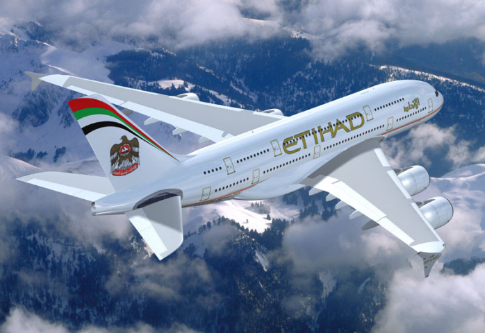 Etihad, NEWS, Aviation