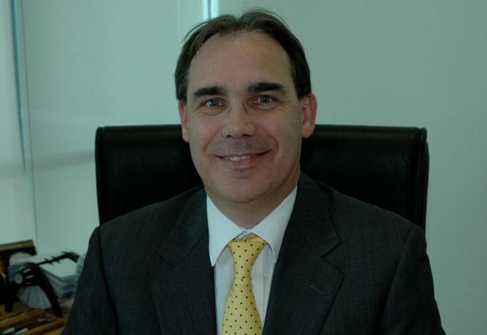 Roy Kinnear, senior vice president, Etihad Crystal Cargo