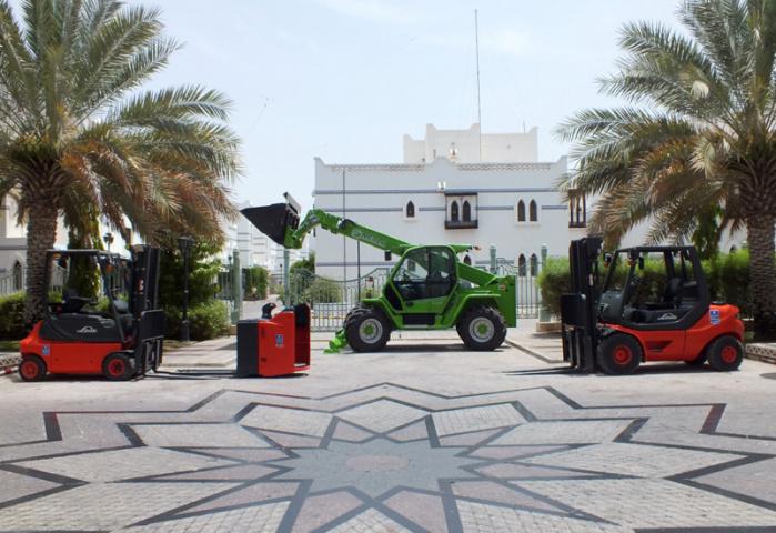 Oman, NEWS, Materials Handling
