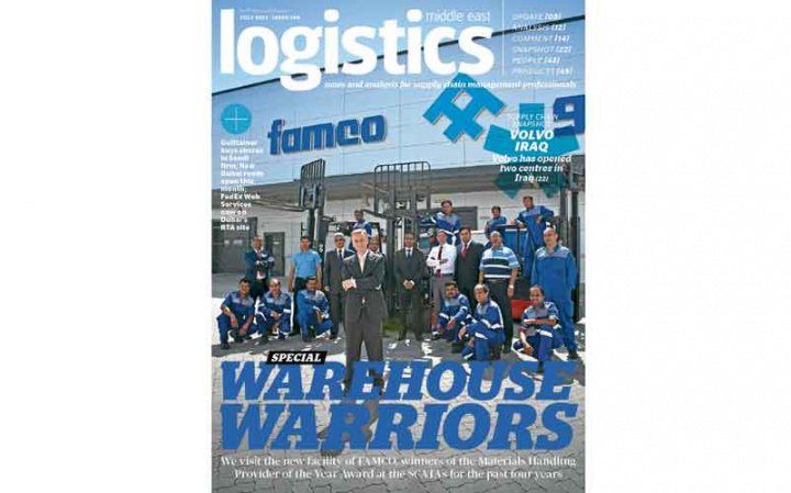 Logistics, INTERVIEWS, Materials Handling