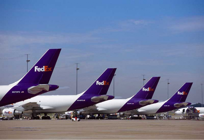 FedEx is waiting for more fuel-efficient jets to be delivered from June next year onwards.