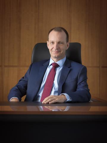 Flemming Dalgaard, CEO, Gulftainer.