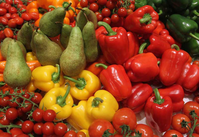 The ban is reportedly due to pesticide residues found on produce from Egypt, Oman, Jordan, Lebanon and Yemen.