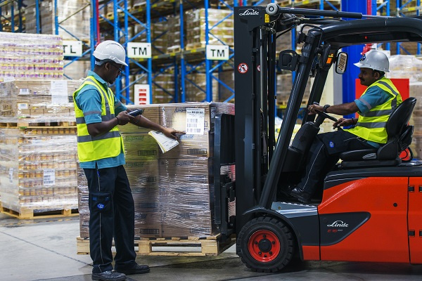 A company with one month's worth of product stored in a warehouse would benefit from reducing their stock holding to two weeks' worth of goods – getting their products to market faster, extending shelf life at the retail store and halving storage costs.