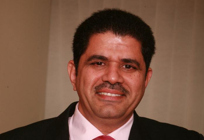 GAC airfreight manager, Mario Coelho
