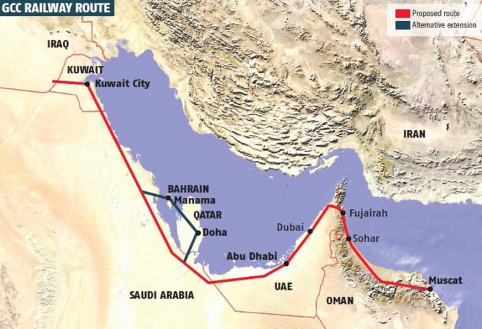 Lesniewski's comments cast doubt on reports that Oman was reconsidering its participation in the GCC Railway Network.