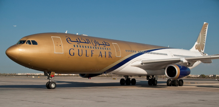 A Gulf Air flight from Bahrain to London was forced to make an emergency landing after technical issues led to a drop in cabin pressure.