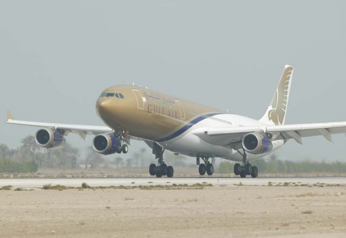 It seems that Gulf Air will stick with its A340 fleet (pictured) for the time being.