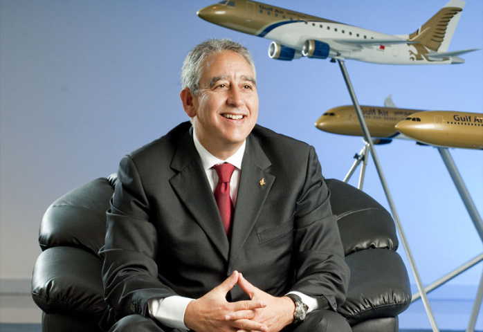 Samer Majali, CEO of Gulf Air