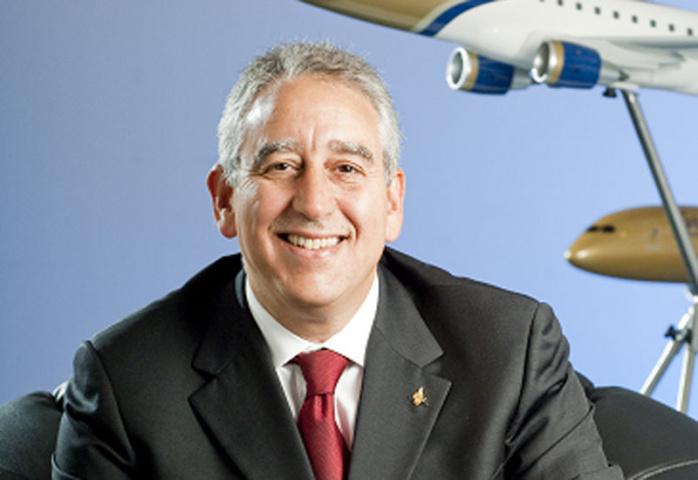 Gulf Air CEO Samer Majali