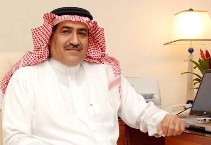 Eng Abdullah Al Shuraim, chairman of Gulf Navigation Holding.