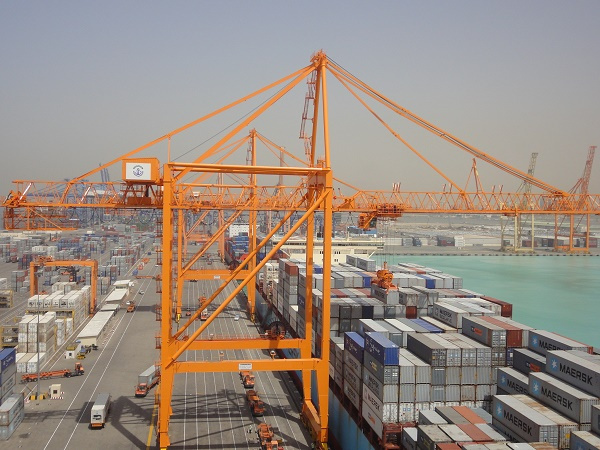 Officials say the 20% growth in logistics will be supported by the government's expansion of industrial cities and ports.