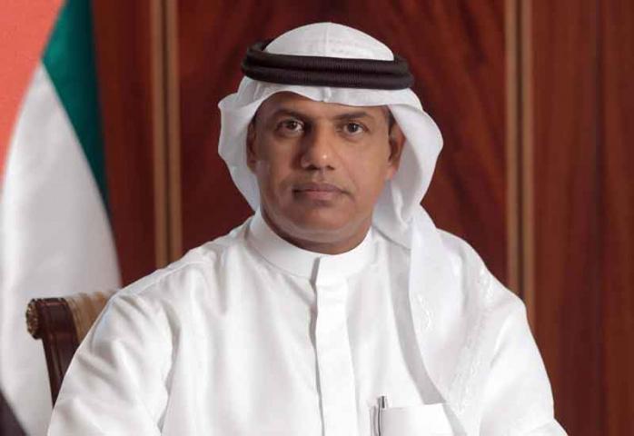 H.E. Ahmed Mahboob Musabih, director of Dubai Customs