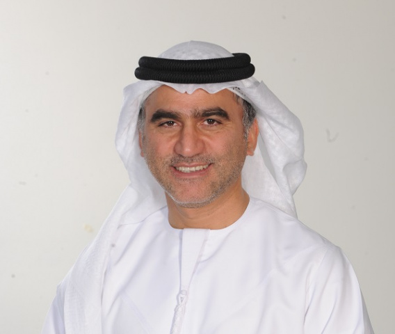 AbdulMuhsen Younus, chairman of Etihad Rail DB.