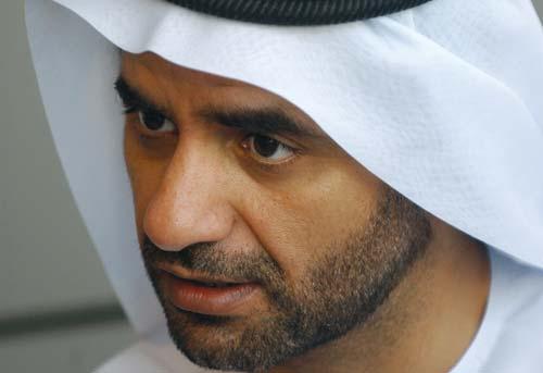 HH Dr Sheikh Ahmed bin Saif Al Nahyan