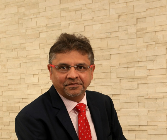 Harry Gandhi, founder and chief executive of Unique Group