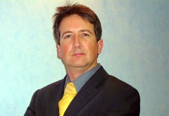 Harvey Ellis, regional manager, LXE & EMS Global Tracking