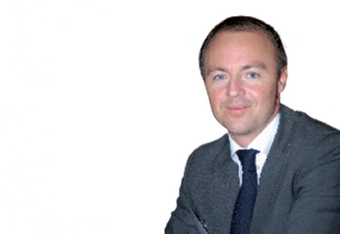 Henrik Althen, business manager, logistics services, GAC Kuwait.