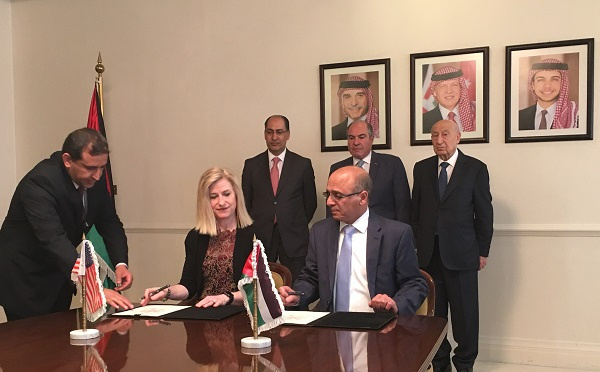 The ceremony was attended by Jordanian Prime Minister Hani Al-Mulki, minister of energy and mineral resources Dr. Ibrahim Saif, JPRC board chairman Walid Asfour, vice chairman Omar Al-Kurdi, JPRC CEO Abdul Karim Alaween and Honeywell UOP president and CEO Rebecca Liebert.